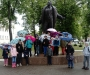 14 У памятника Шаляпину
