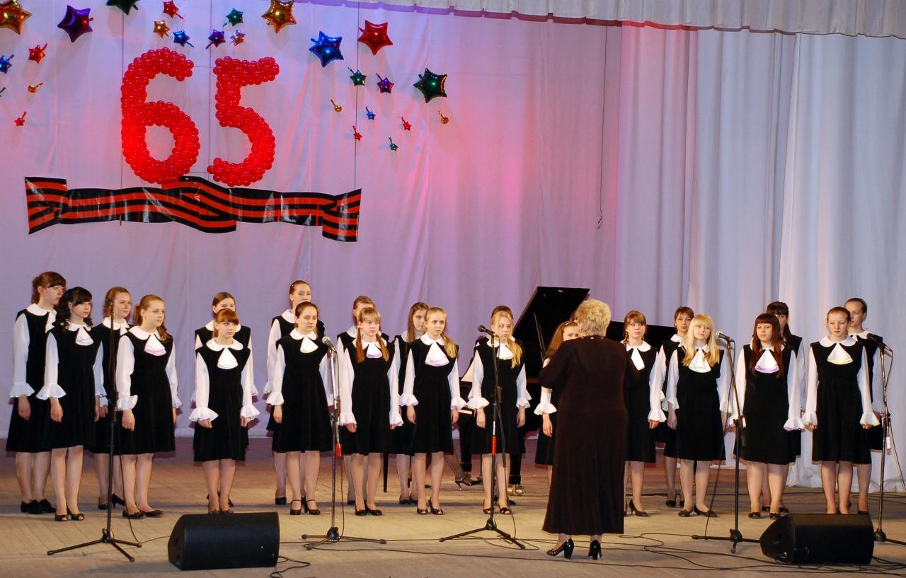 Камерный хор хорового отделения ДМШ №4