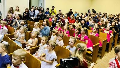 «Зимний бал»: городской концерт учащихся дошкольного образования ДМШ и ДШИ города Кирова (06.12.2019)